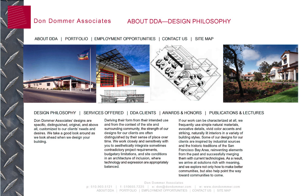 DDA comes up with unique designs customized to your desires